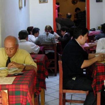 Det mexicanske køkken